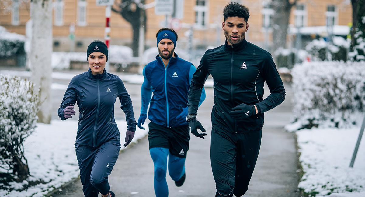 Comment s'habiller pour courir en hiver ?