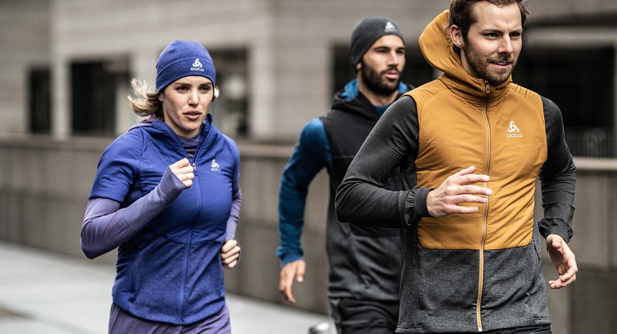 bandeau nike running femme